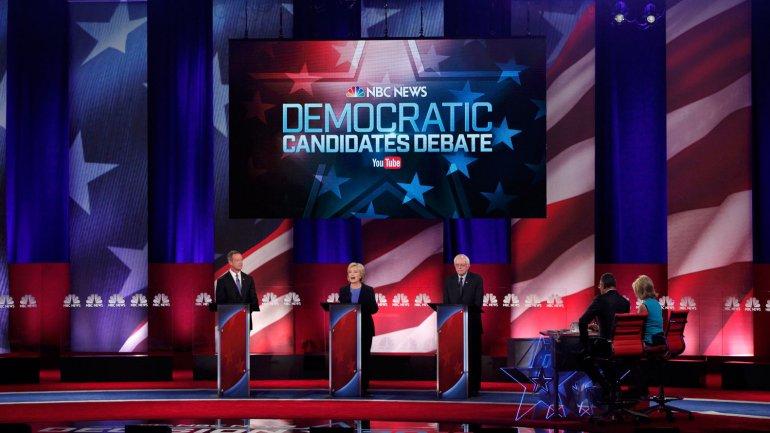 El último debate demócrata antes del inicio de las primarias