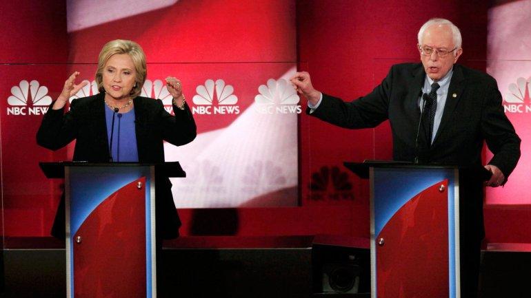 El debate demócrata fue el último antes del inicio de las primarias