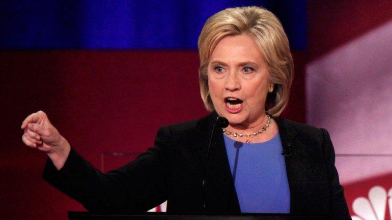 Hillary Clinton, ex secretaria de Estado
