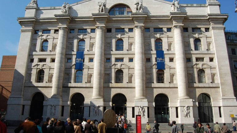 La Bolsa de Milán