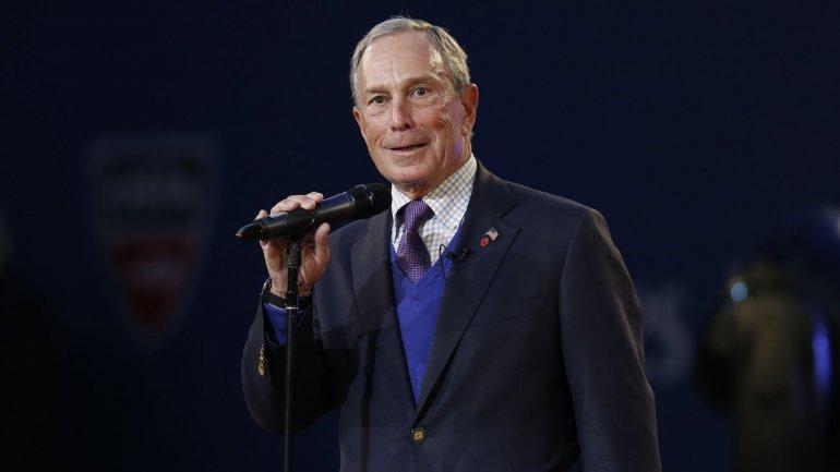 El ex alcalde neoyorquino MichaelBloombergestá dando los primeros pasos para lanzar una campaña independiente en pos de la presidencia de Estados Unidos