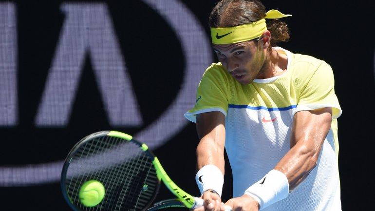 Rafael Nadal nuncadio positivo en sus muchos años en el circuito de la ATP, y siempre negóen formavehementehaber consumido cualquier sustancia prohibida