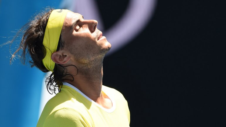 Rafael Nadal quedó eliminado en primera ronda en Australia