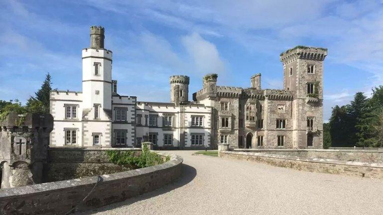 Castillo Wilton, en Enniscorthy, Irlanda
