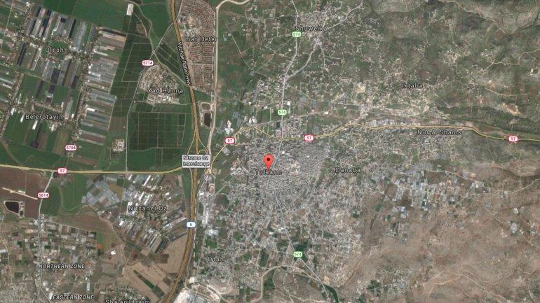 Tulkarem es una de las principales ciudades de Cisjordania