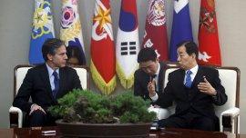 EEUU y Corea del Sur buscan que el Consejo de Seguridad de la ONU imponga fuertes sanciones contra el Norte