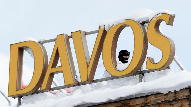 En Davos, la seguridad para prevenir un atentado terrorista del Estado Islámico es prioridad número uno de la Policía de Suiza. Los francotiradores están en cada techo y terraza de la ciudad