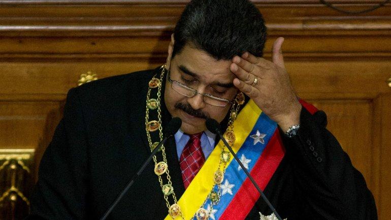 Militares que participaron en el intento de golpe de Estado de 1992 pidieron la renuncia de Nicolás Maduro