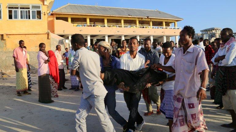 El atentado fue perpetrado por el movimiento islamista Shebab