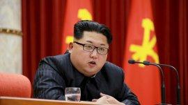 El dictador norcoreano Kim Jong-un