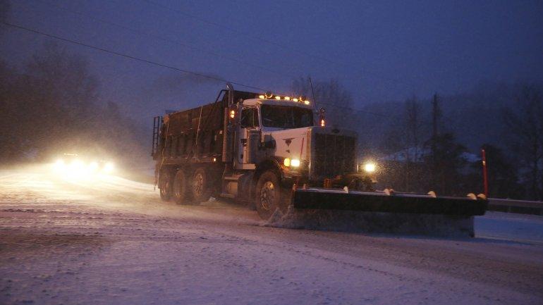 La mayoría de los fallecimientos se produjo por accidentes de tránsito debido a las peligrosas condiciones