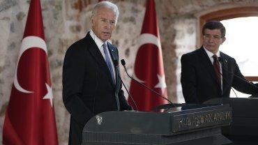 Joe Biden en Turquía