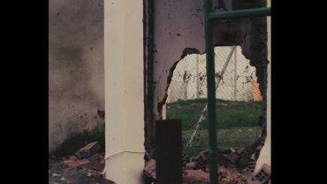Los reclusos hicieron explotar una pared para escapar de la cárcel