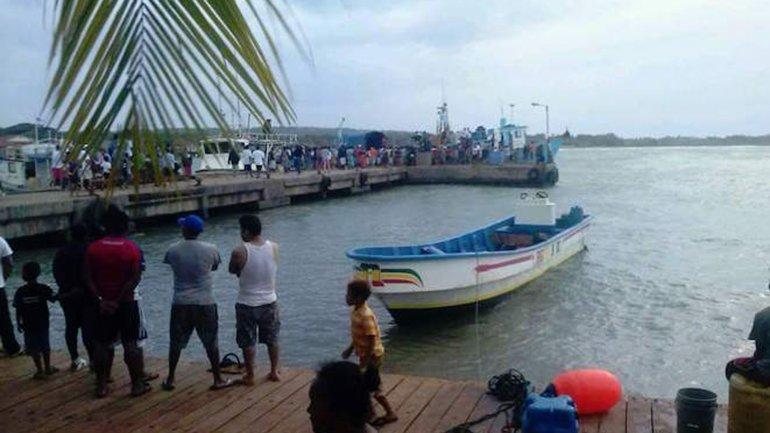 Todos los fallecidos en el naufragio eran ciudadanos costarricenses
