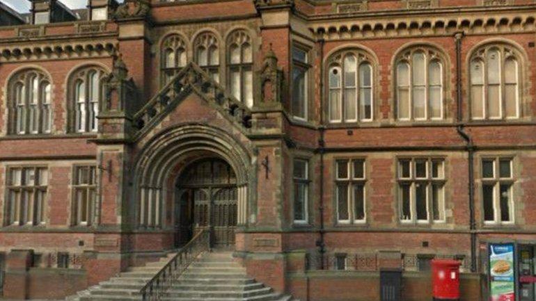 El tribunal de York, en Inglaterra
