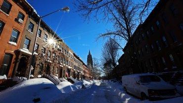 El domingo el clima mejoró y se espera que el lunes se retomen las actividades normales