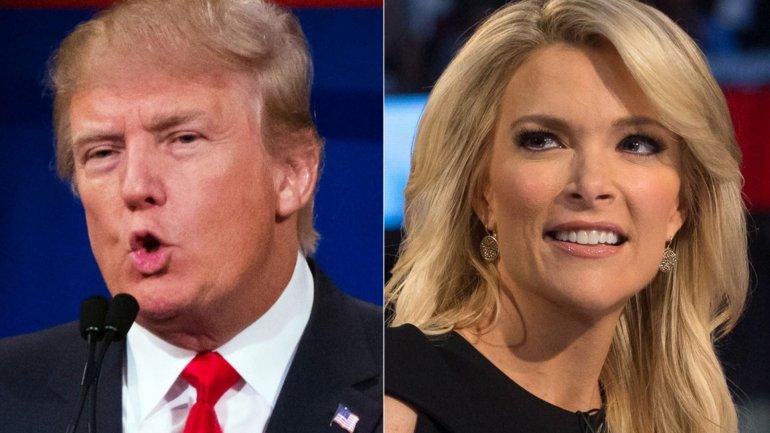 Donald Trump busca evitar queMegyn Kellymodere el próximo debate