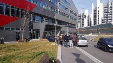 La Policía financiera de Italia allanó la sede del AC Milan