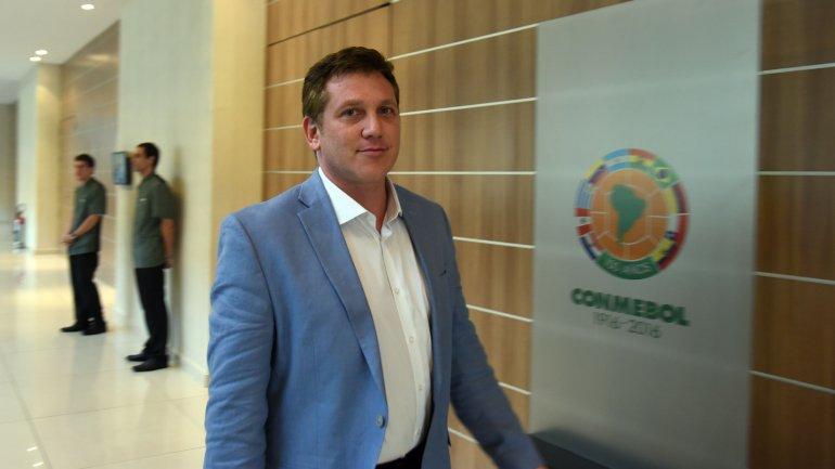 Alejandro Domínguez, nuevo presidente de la Conmebol por votación unánime