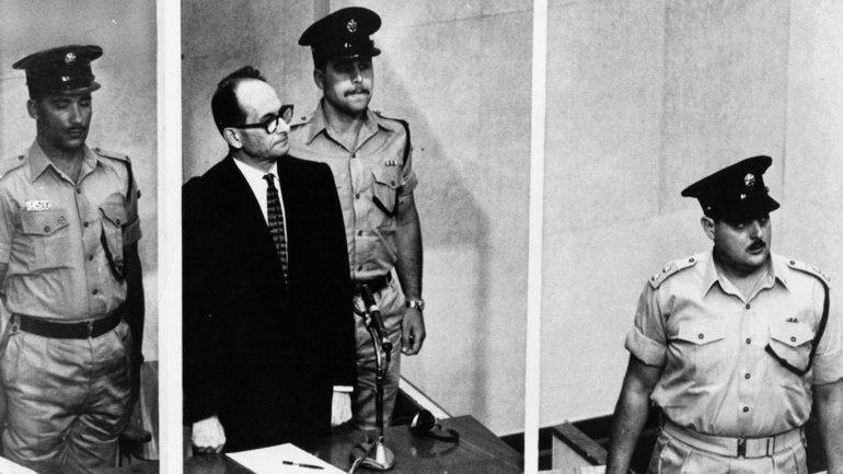 Adolf Eichmann fue ejecutado en 1961