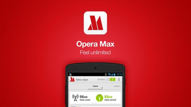 Opera Maxpuede reducir más del 50% de datos de consumo regular