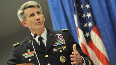 John Nicholson fue designado como nuevocomandante de las tropas estadounidenses de la OTAN en Afganistán