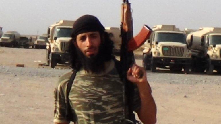 El Estado Islámico difundió las primeras fotos del yihadista John a cara descubierta