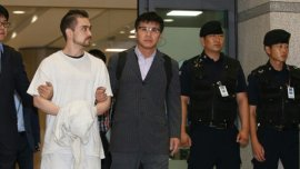 Patterson fue extraditado en septiembre