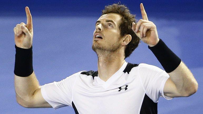 Andy Murray jugará la final del Australian Open con la paternidad cerca
