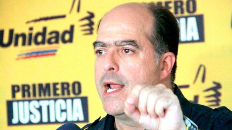 Julio Borges presentó el proyecto de viviendas en la <a href=