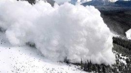 Una avalancha causó al menos cinco víctimas fatales (Foto: Archivo)