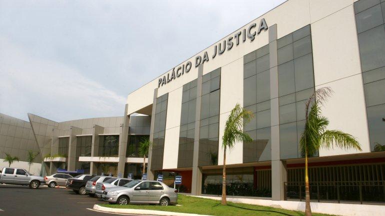 El Palacio de Justicia de Mato Grosso