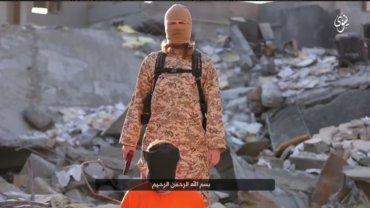 Por primera vez aparece un yihadista francoparlante con cabello rubio, que amenaza a Francia
