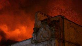 El incendio causó la muerte de al menos 11 personas