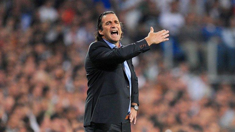 Juan Antonio Pizzi asumirá esta semana como entrenador de la selección de Chile