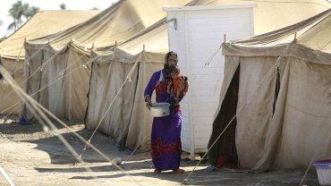 Organizaciones de derechos humanos denuncian la hambruna y la crisis sanitaria del lugar