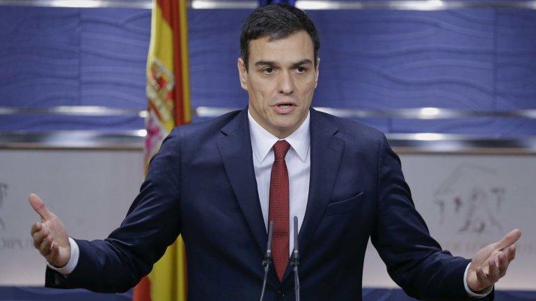 La alianza que Pedro Sánchez presentó con Ciudadanos no recibió los votos necesarios en el Congreso