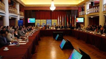 Los ministros de Salud de América Latina reunidos en Montevideo