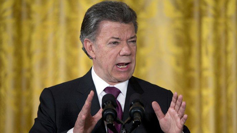 Juan Manuel Santos aseguró que el acuerdo firmado con las FARC será sometido a votación de los colombianos