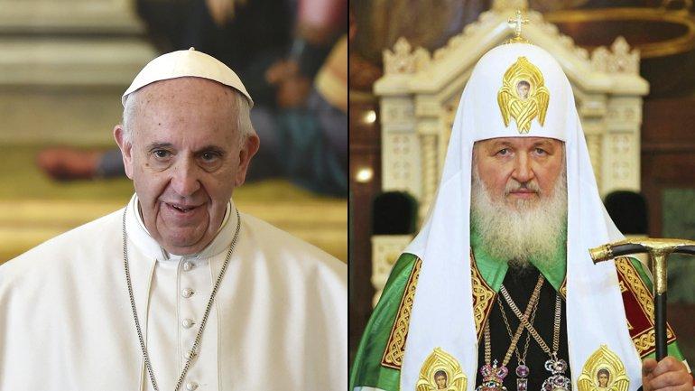 El papa Francisco se reunirá con Cirilo I en La Habana