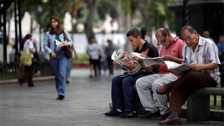 Venezuela tiene desempleado a un 6,8% de su población