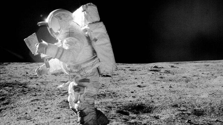 Mitchell fue el sexto astronauta de la NASA en pisar la Luna
