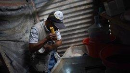 El gobierno pidió a la población tomar medidas para combatir al mosquito