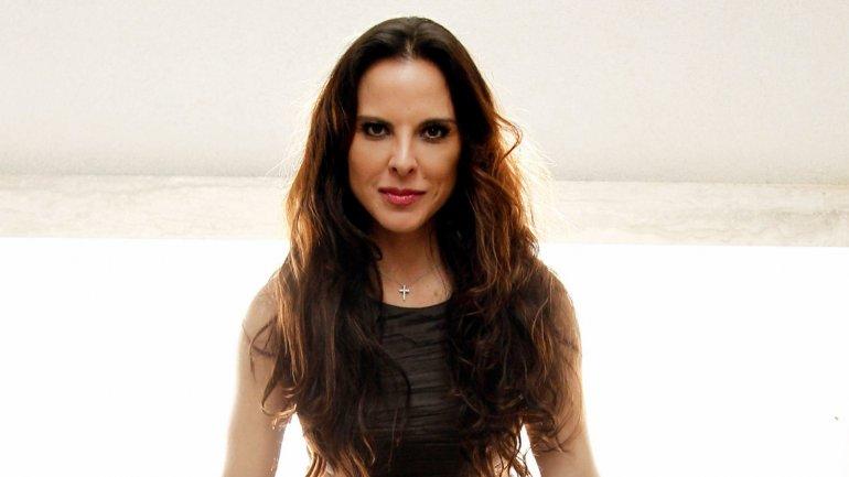 La actriz mexicana Kate del Castillo quedó en el ojo del huracán tras la captura del narco mexicano Joaquín El Chapo Guzmán