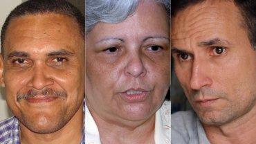 Jorge Olivera Castillo, Martha Beatriz Roque Cabello y José Daniel Ferrer, tres de los 11 premiados por People in Need