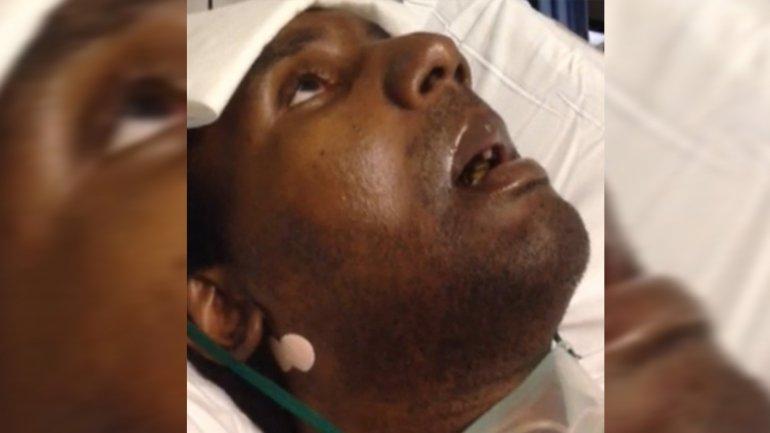 Marvin Couson recibió varios disparos en 2002 y quedó en estado vegetativo