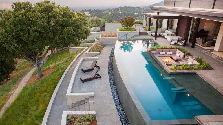 Casa de $10 mil la noche que alquiló Beyoncé en Airbnb<br><br>