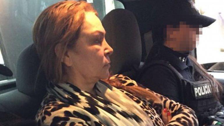 La Patrona será internada en un centro penitenciario federal de México hasta que se determine su situación jurídica