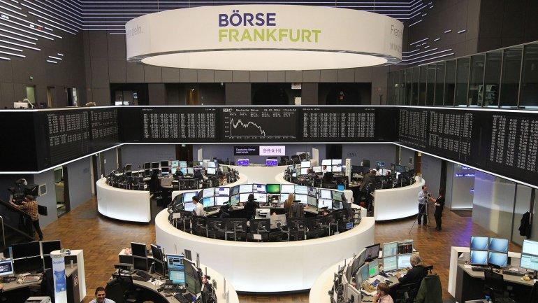 El índice DAX 30 de la Bolsa de Frankfurt fue uno de los mercados europeos más beneficiados con las nuevas subidas.