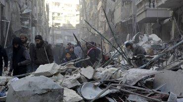 Laofensiva de las fuerzas del régimen sirio comenzó el pasado 1 de febrero